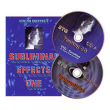Subliminal effects cd set by