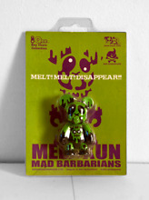 Qee mad barbarians toy2r 2 5 vinyl