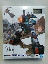 Bandai hi metal r walker gallia