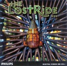 Philips cdi the lost ride game