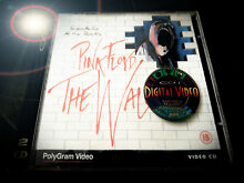 Philips cdi pink floyd the wall cd