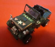Transformers gobots jeep military