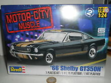 Revell 66 shelby gt350h scala 1 24