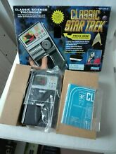 Classic tos tricorder playmates tng