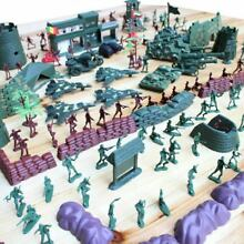 Toy soldiers combat force