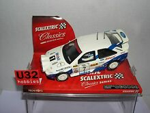Qq scalextric 6258 ford escort rs