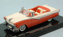 Ford fairlane open convertible 1956