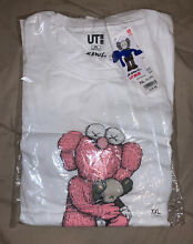 Kaws uniqlo summer 2019 companion