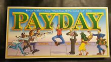 Pay day board game 1994 parker