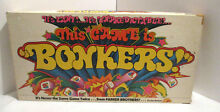 Parker brothers bonkers board game
