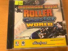 Pc cd rom montagne russe roller