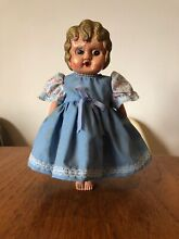 1930s celluloid plastic doll style