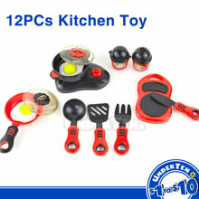 12pcs kids food accessories cooking