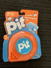 Hasbro pit card game new but box