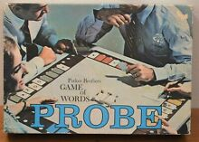 Parker brothers game of words