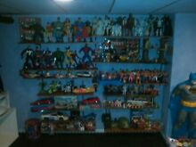 Toy collection he man ghostbusters