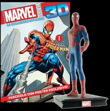 Heroes 3d spiderman statua
