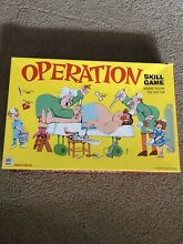 Operation original skill board game