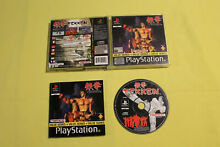 Playstation 1 ps1 pal multi tekken