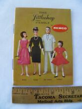 The little chap family by remco