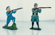 Or frenchal two infantry firing
