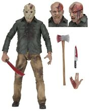 Neca friday the 13th 7 action