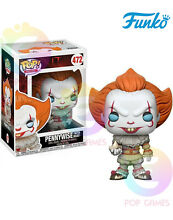 Pennywise boat 472 funko pop vinyl