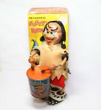 Marx toys nutty mad indian in its