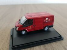 Royal mail ford transit in box
