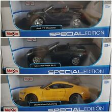 Maisto special edition 1 18 ford