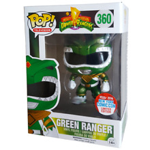 Funko pop limted nycc verde