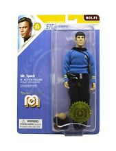 Tos figurine mr spock the trouble