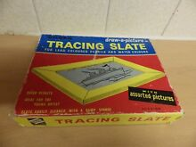 Game draw a picture tracing slate