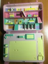 Polly pocket 1989 stereo cassette