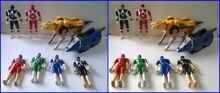 Power rangers bandai 1993