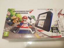 Nintendo 2ds 4gb blue black