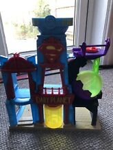 Imaginext daily planet building