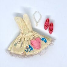 1990 party letters doll fashion