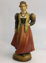 Italy polychrome figure in