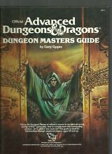 Dungeon masters guide ad d revised
