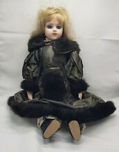 Jne porcelain doll russian outfit