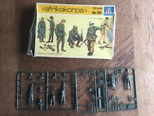 1 35 figurines german afrika korps