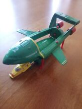Thunderbird 2 and 4 die cast toy