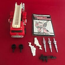 Transformers g1 1985 autobot car