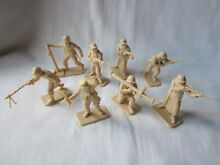 1 32 8 figurines german elite