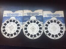 3 disques movie stars hollywood usa