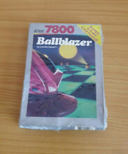 Ballblazer game new sealed box
