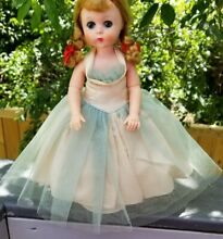 Tiny terri lee blue tulle and