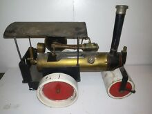 Doll and co dc live steam roller