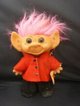 Genuine wishnik troll doll good